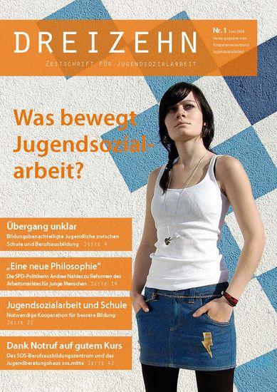 Cover Zeitschrift 13 Heft 1