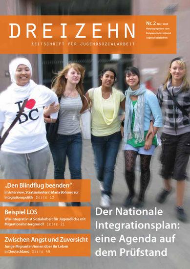 Cover Zeitschrift 13 Heft 2