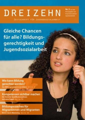 Cover Zeitschrift 13 Heft 3
