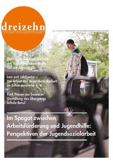 Cover Zeitschrift 13 Heft 4