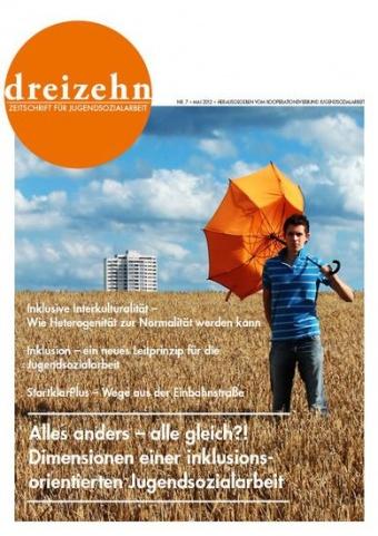 Cover Zeitschrift 13 Heft 7