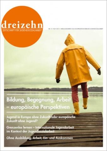 Cover Zeitschrift 13 Heft 8