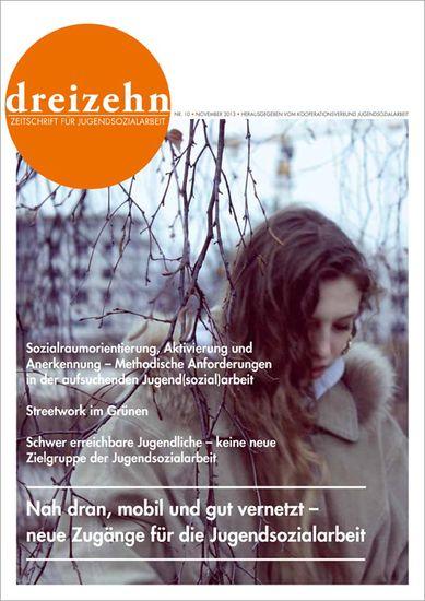 Cover Zeitschrift 13 Heft 10