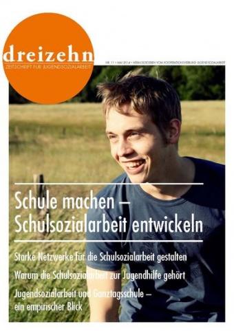 Cover Zeitschrift 13 Heft 11