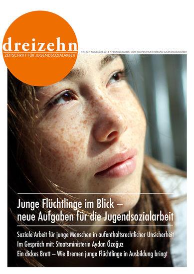 Cover Zeitschrift 13 Heft 12