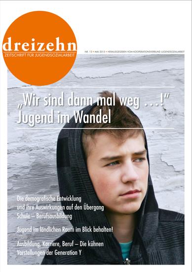 Cover Zeitschrift 13 Heft 13