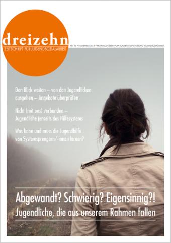Cover Zeitschrift 13 Heft 14