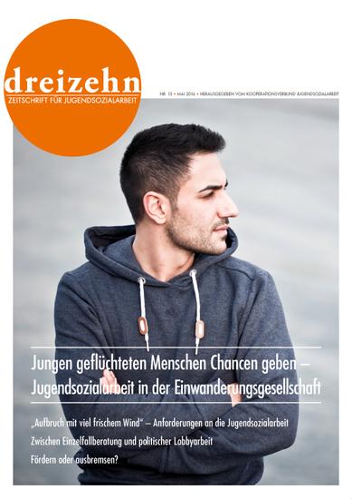 Cover Zeitschrift 13 Heft 15