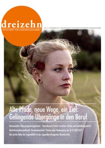 Cover Zeitschrift 13 Heft 16